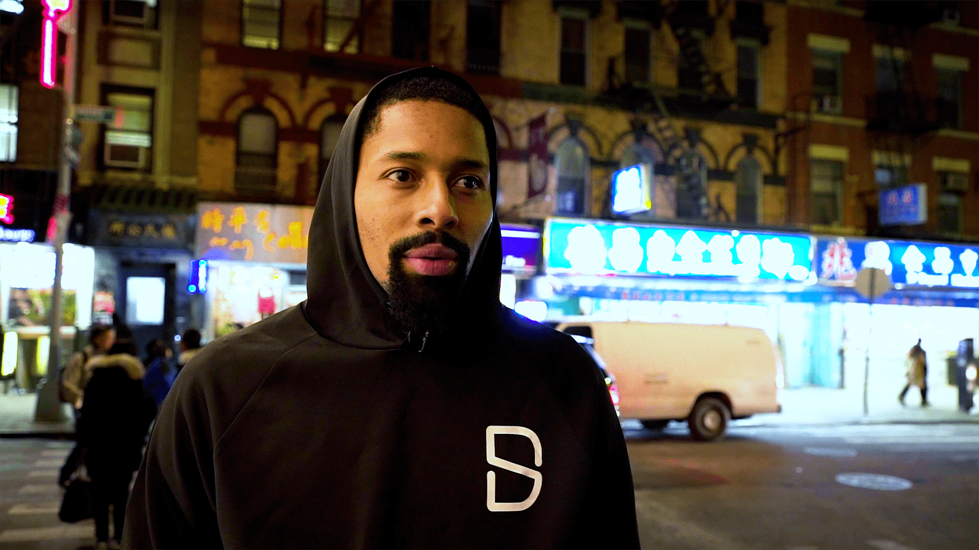 Nets star Spencer Dinwiddie: 'I'm not going to be one of these rookies that blows his money'