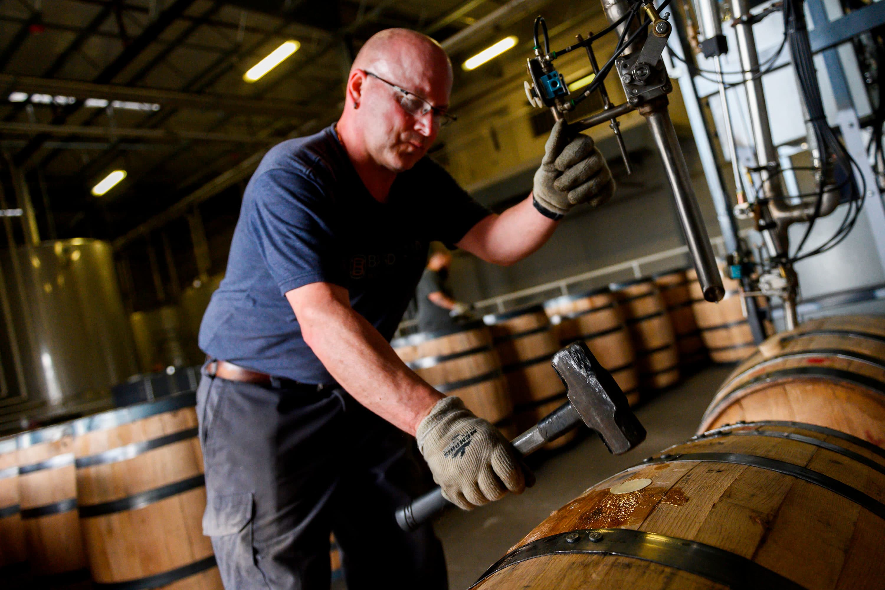 Spirits industry points to the decline of US whiskey exports to lobby against tariffs