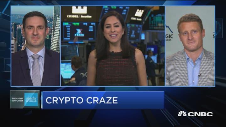 cnbc crypto news