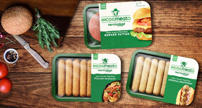 Kellogg's Incogmeato to launch vegan bratwurst and Italian sausage