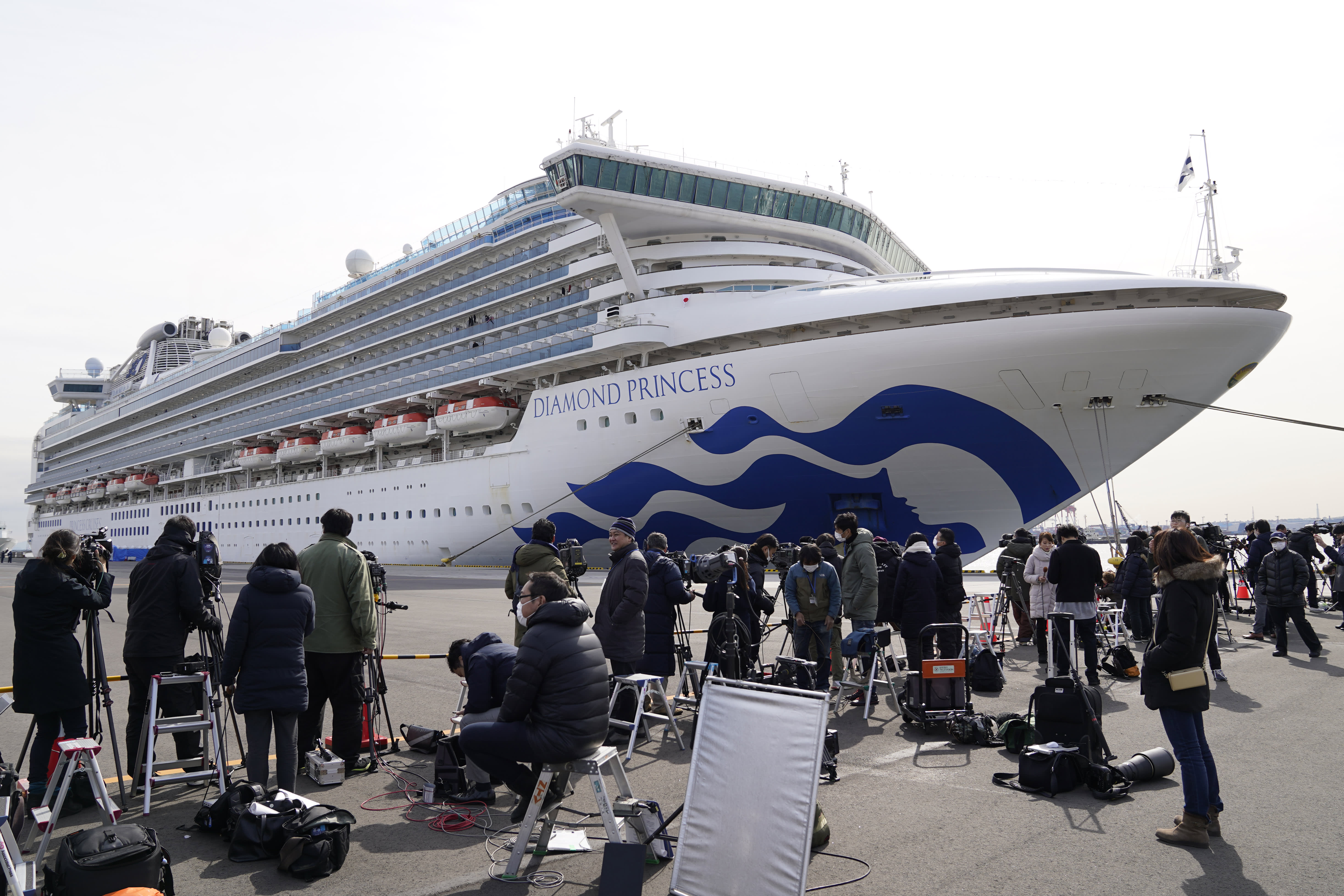 Bailout could exclude Carnival, Norwegian, Royal Caribbean cruise lines