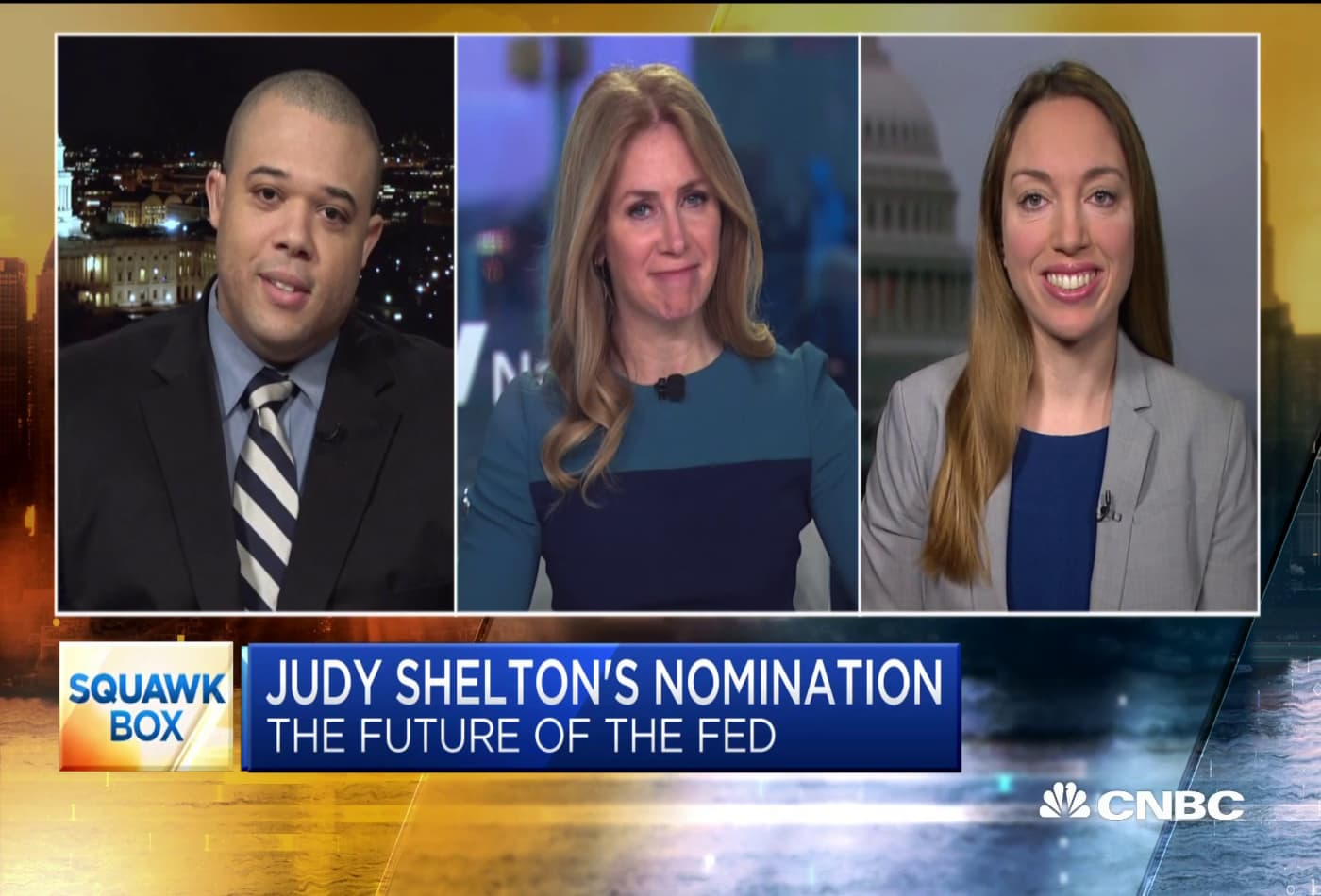 Heritage's Boccia: Judy Shelton would 'add an important diverse viewpoint' to the Fed