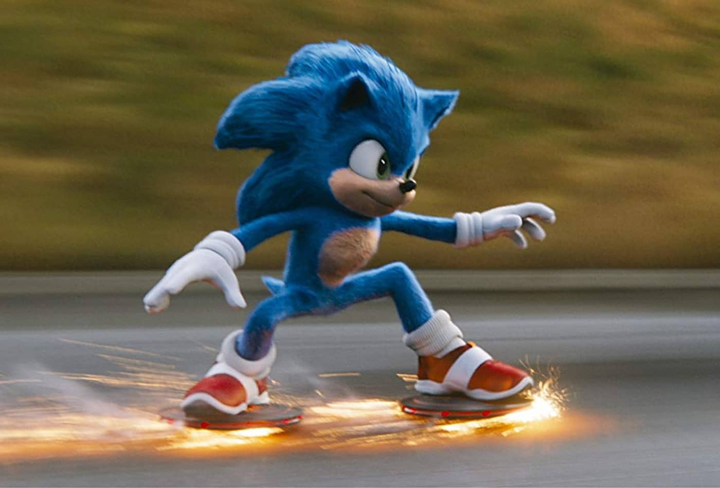 'Sonic the Hedgehog' breaks video game movie curse with record $57 million opening weekend