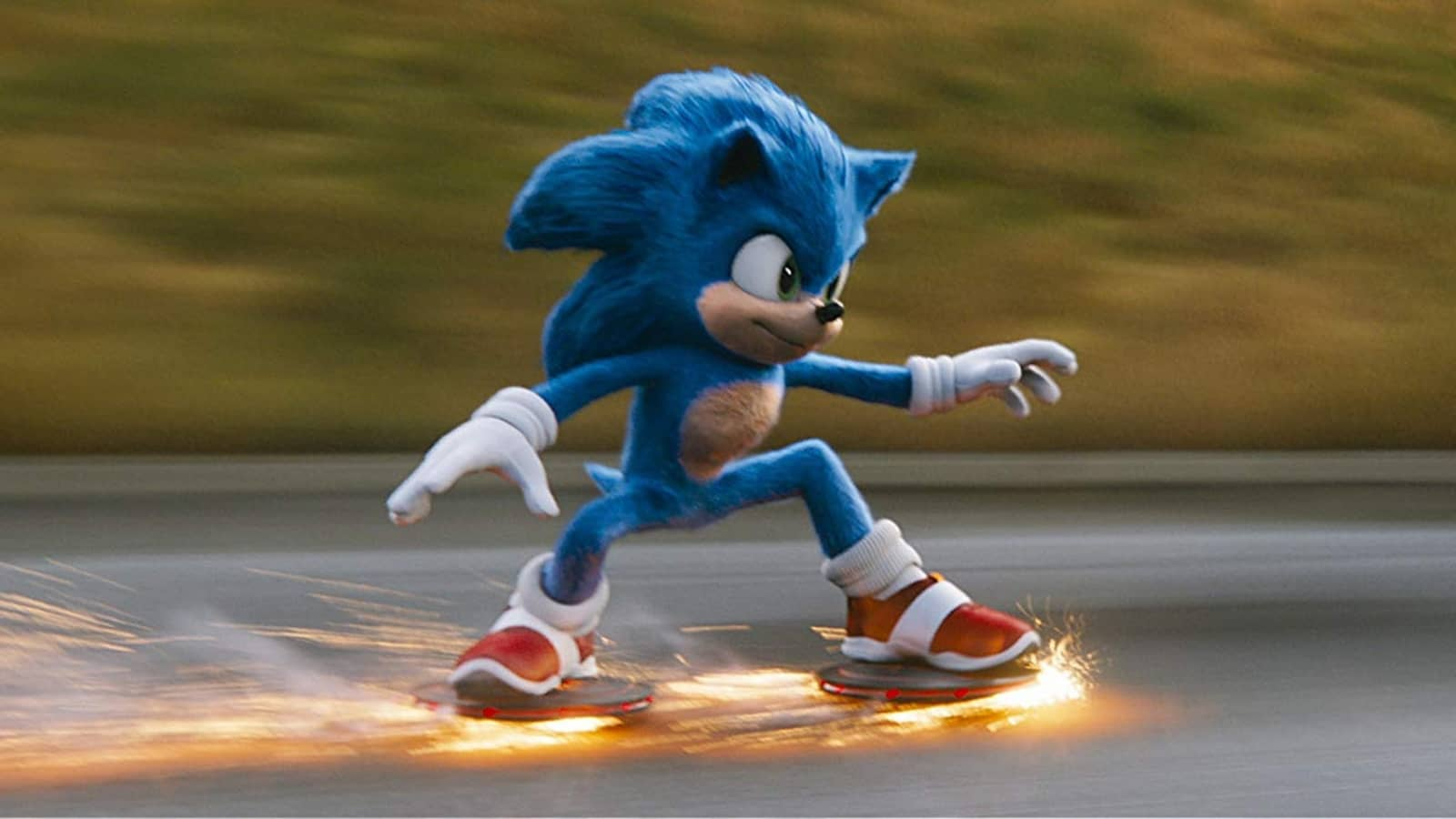 Weekend Box Office Sonic The Hedgehog Record Opening