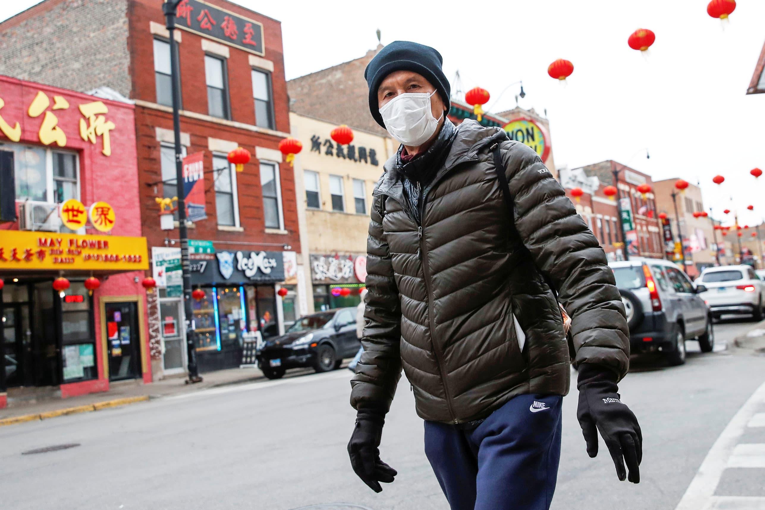 Coronavirus 'very contagious' but we'll get past epidemic: AstraZeneca