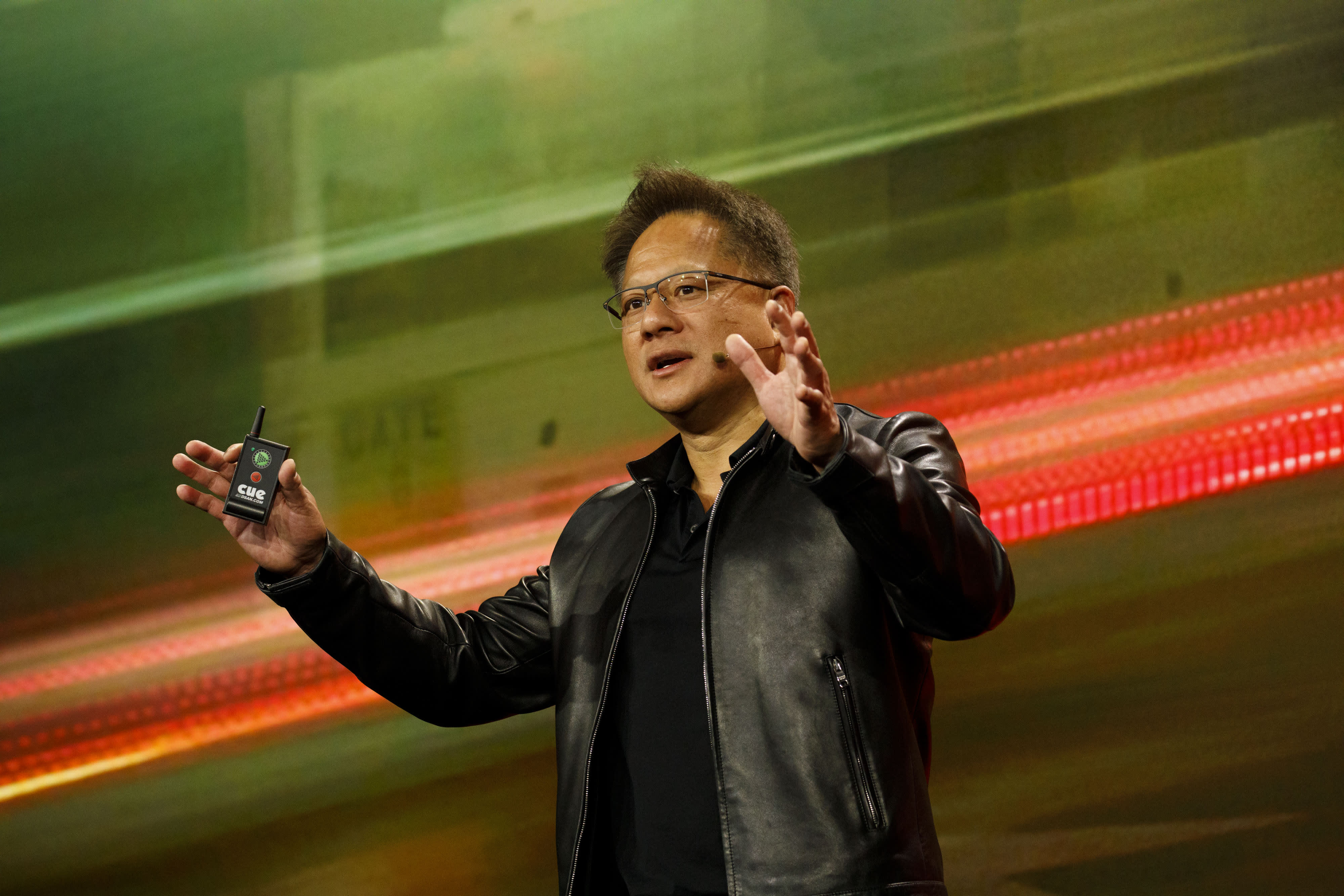 Nvidia beats on both earnings and revenue, sales...