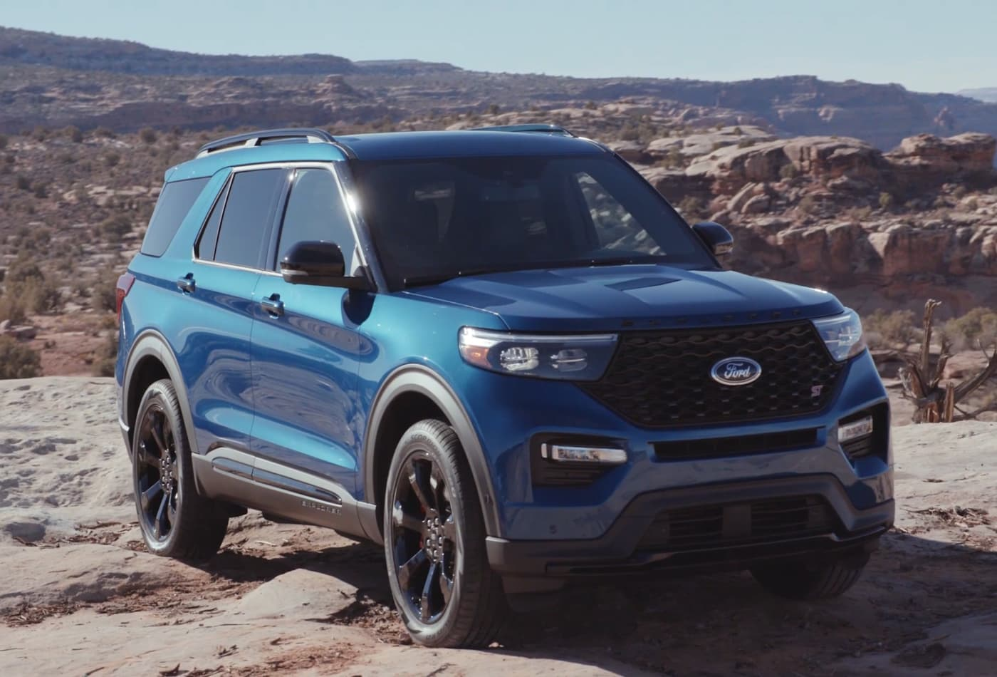 Why the Ford Explorer is losing its top spot in midsize SUVs