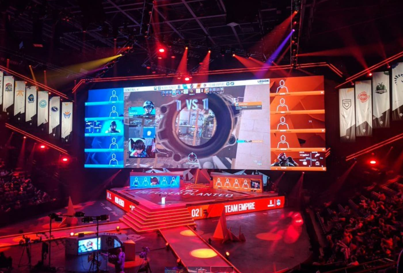 Ubisoft's $3 million tournament shows why game publishers are betting big on esports