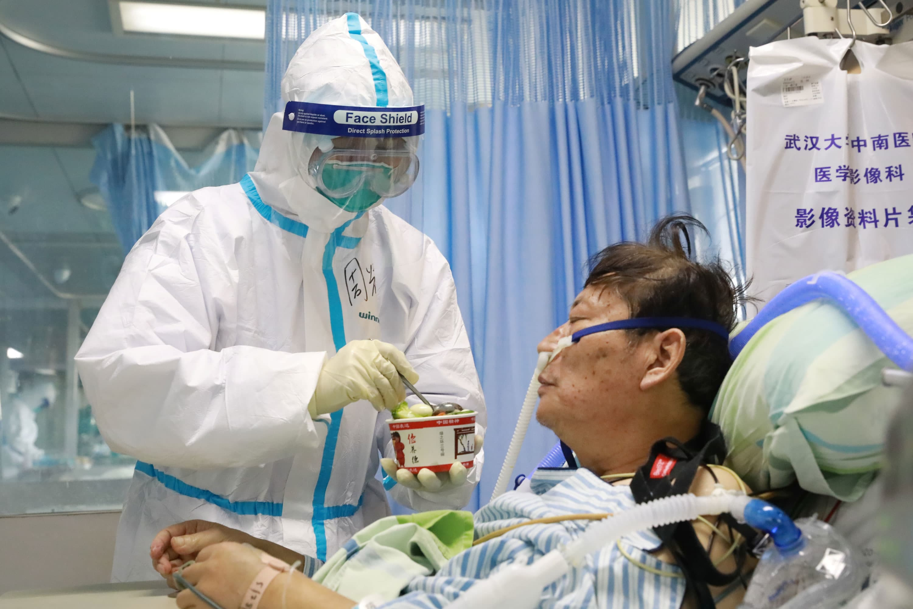 WHO is investigating 1,716 health workers in China infected with coronavirus