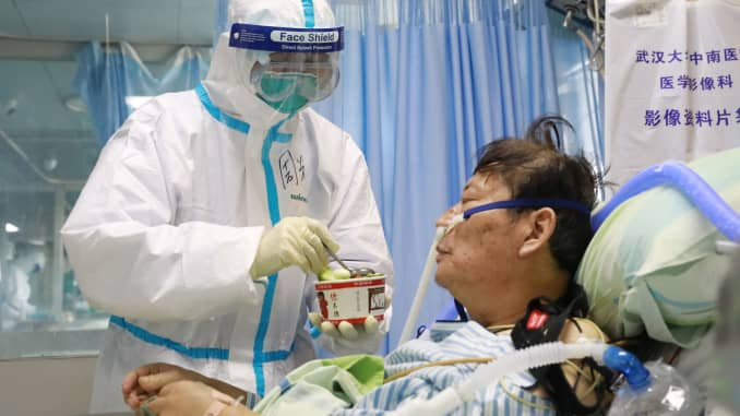 Coronavirus Is More Fatal In Men Than Women Major Study Suggests