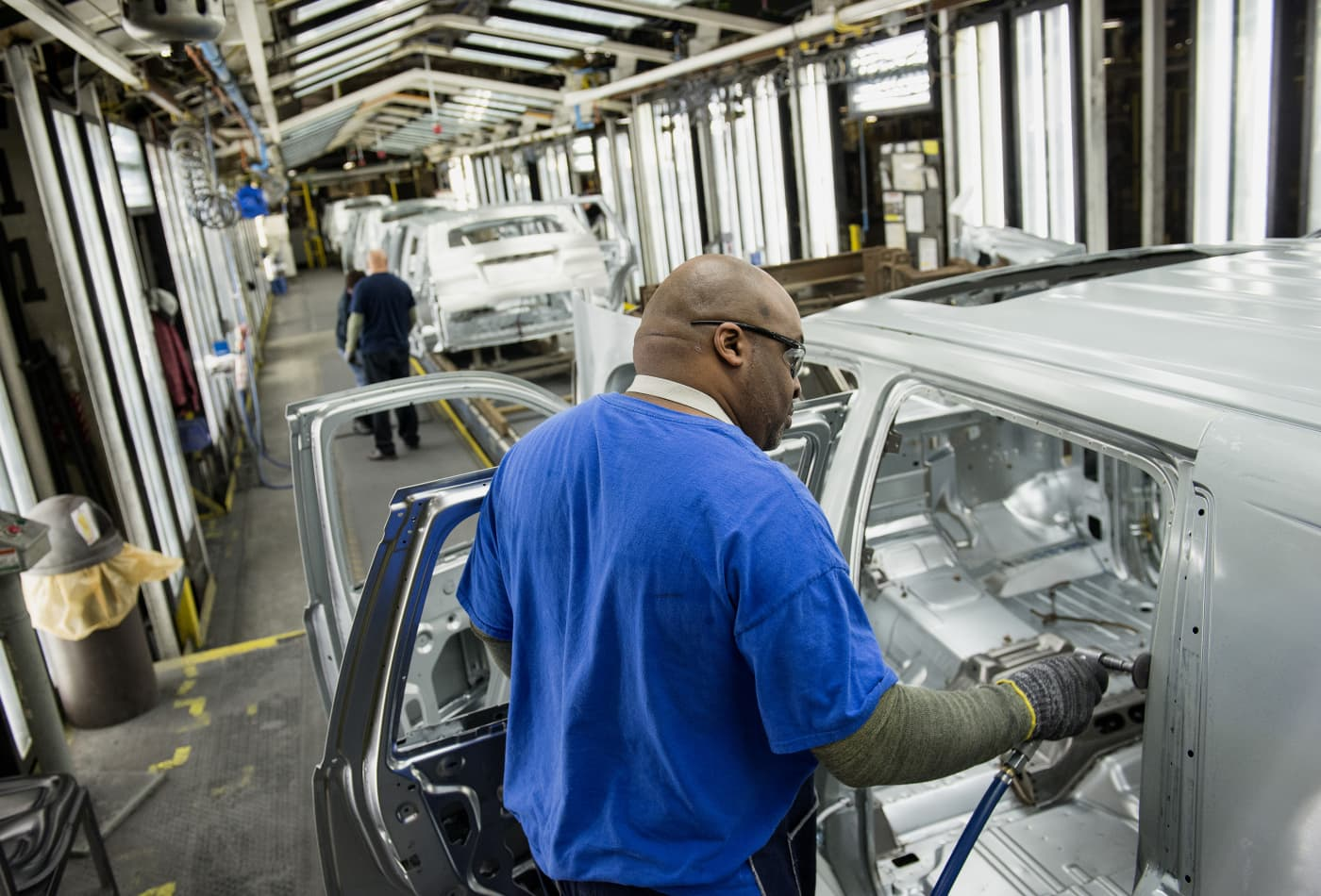 Coronavirus impact spreads to European auto plant and could hit GM truck production