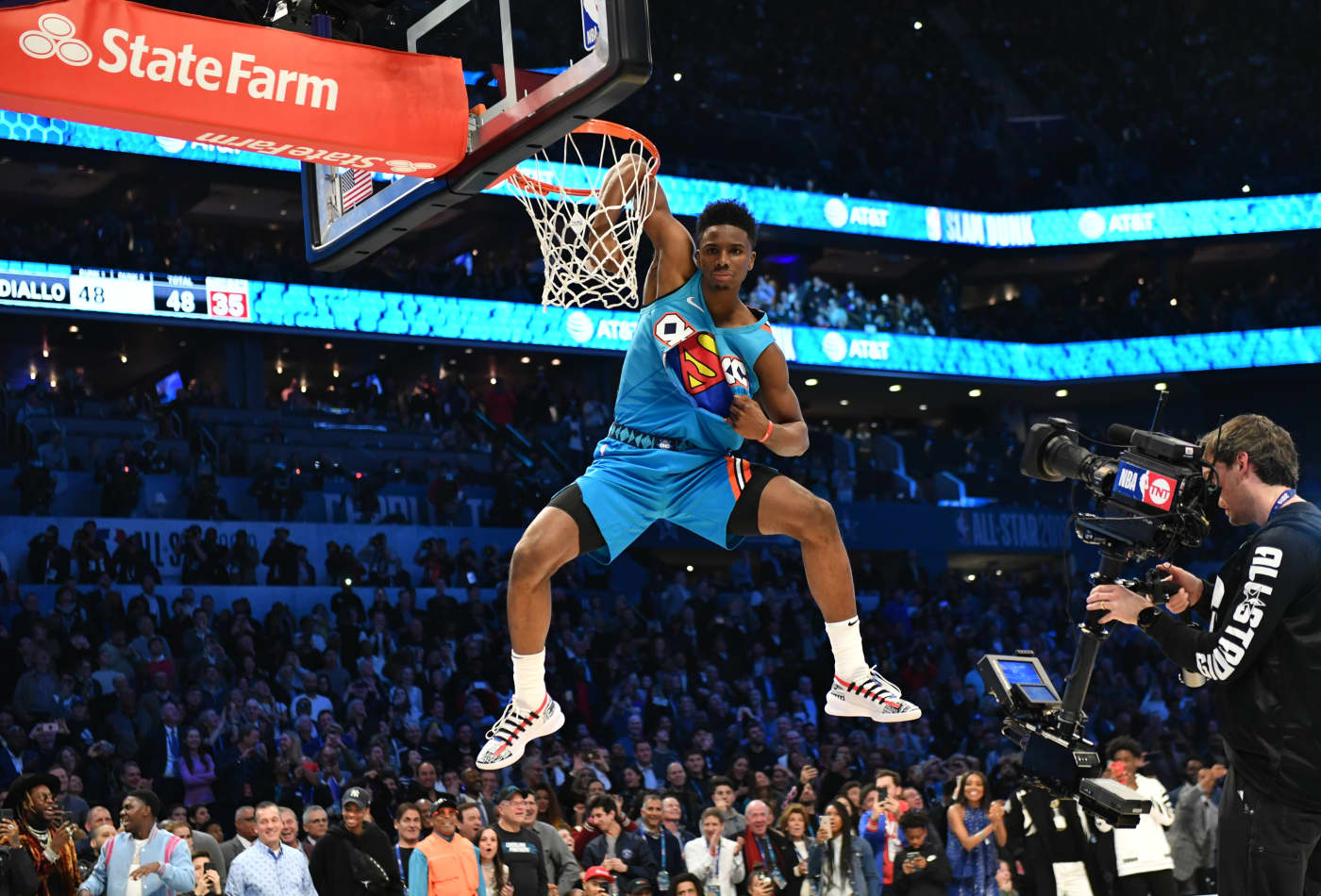 How much money the winners of the Slam Dunk Contest will earn at the 2020 NBA All-Star Game
