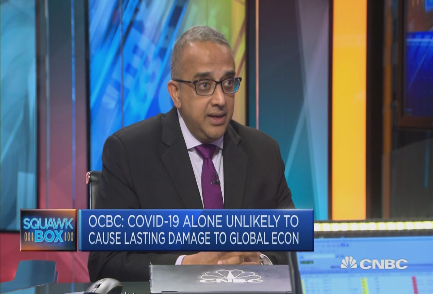 Investors have 'hardened' to market upsets like the coronavirus crisis: OCBC