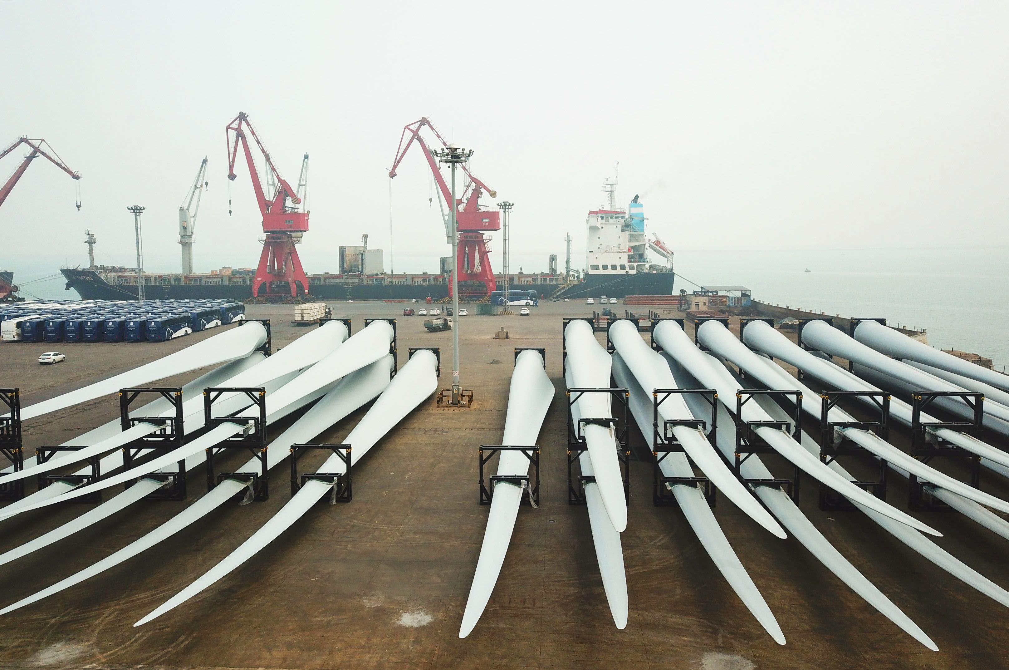 China's wind energy sector faces significant impact due to the coronavirus, Wood Mackenzie warns