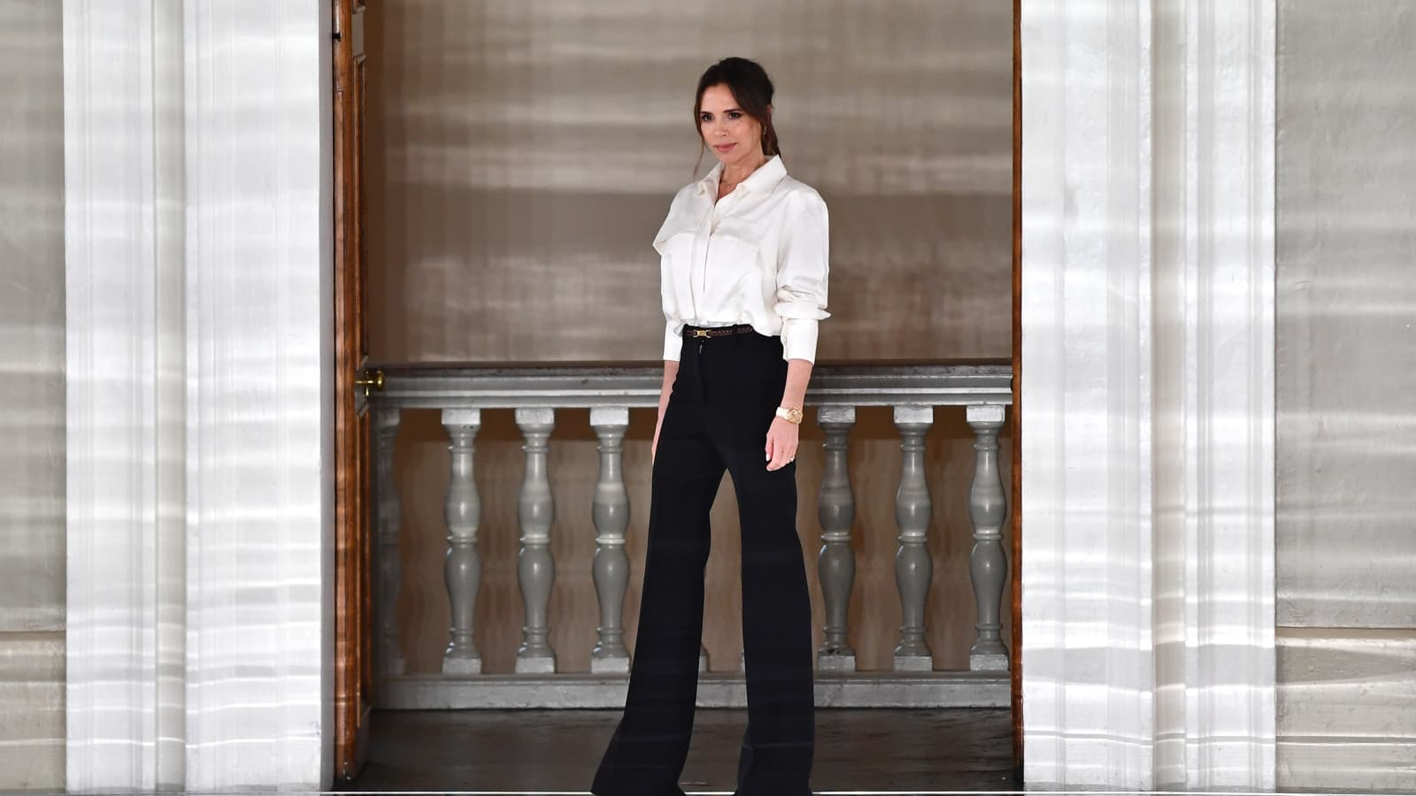 Victoria Beckham Always Gets Nervous In The Run Up To Fashion Shows