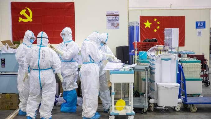 GP: CHINA-HEALTH-VIRUS - 106395356 200218