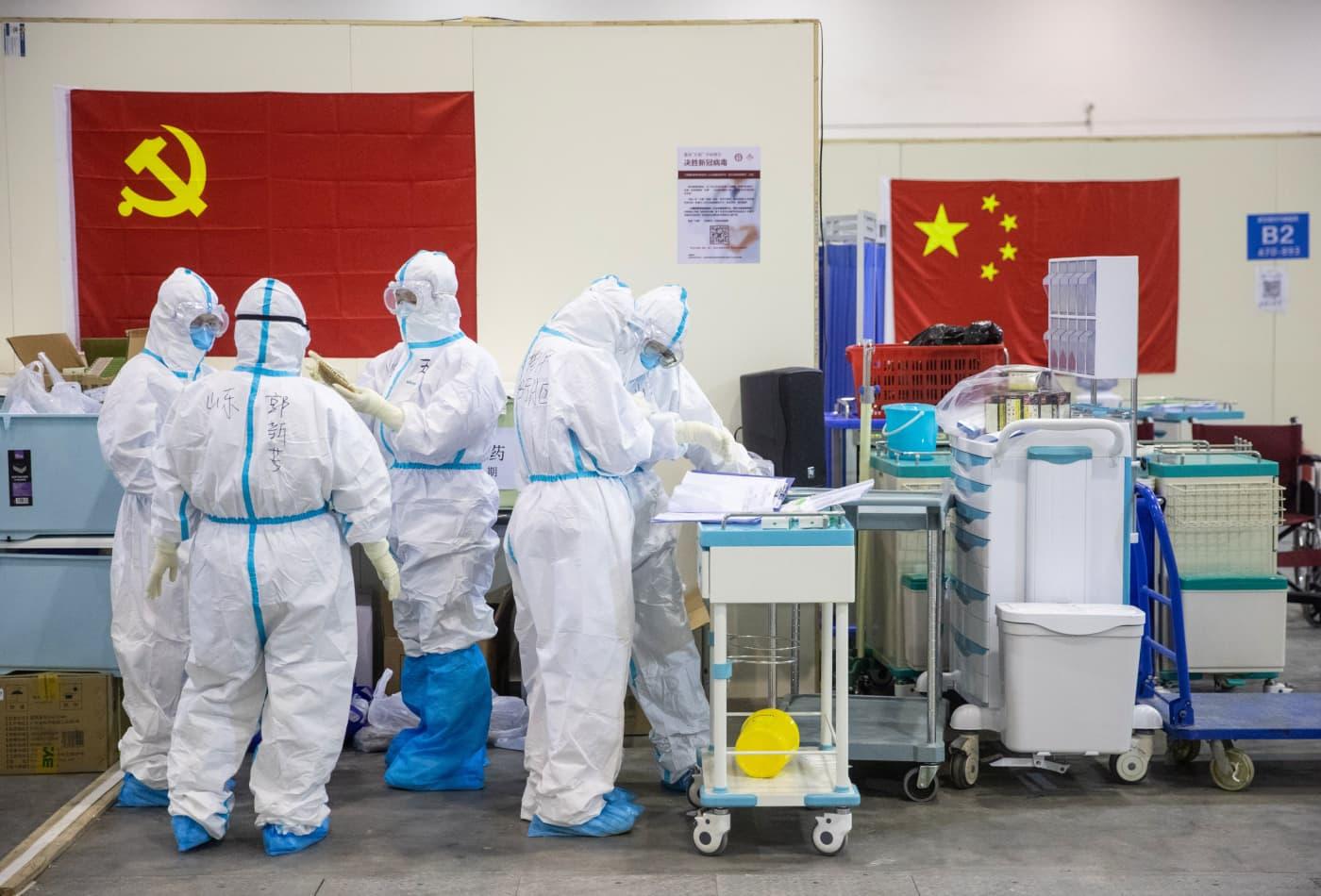 Wuhan hospital director dies from coronavirus, Moody's lowers China forecast