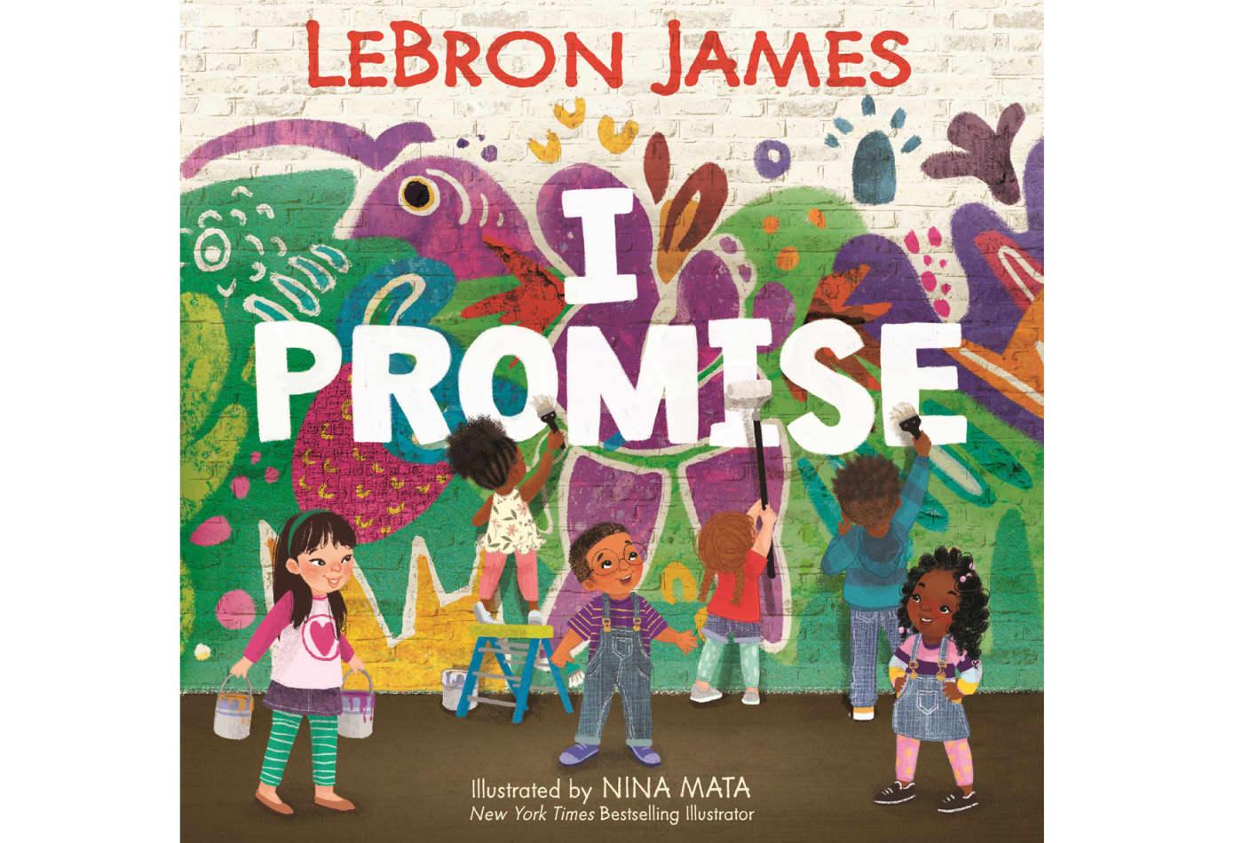 LeBron James: Basketball player, businessman and now author