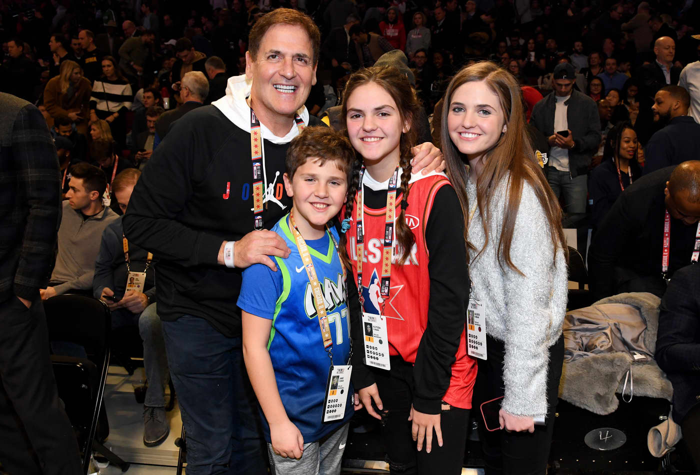 Mark Cuban doesn't want his kids to be 'entitled jerks'—here's his parenting strategy