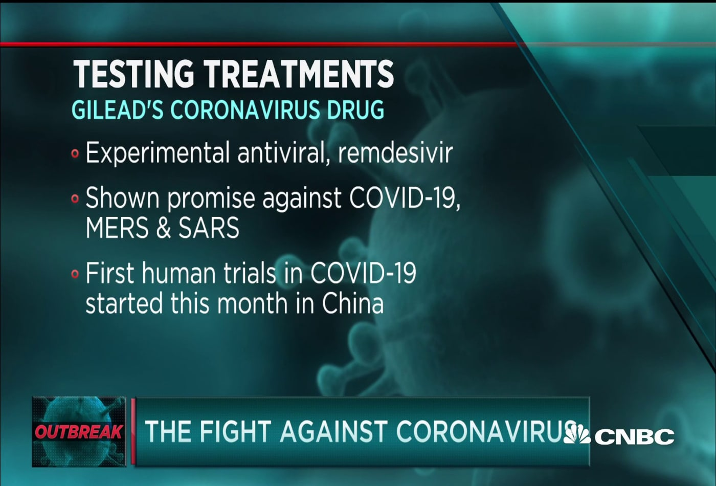 The race for a coronavirus vaccine