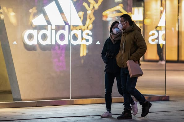 Adidas upgrades outlook for 2021 with sales expected to grow almost 20%