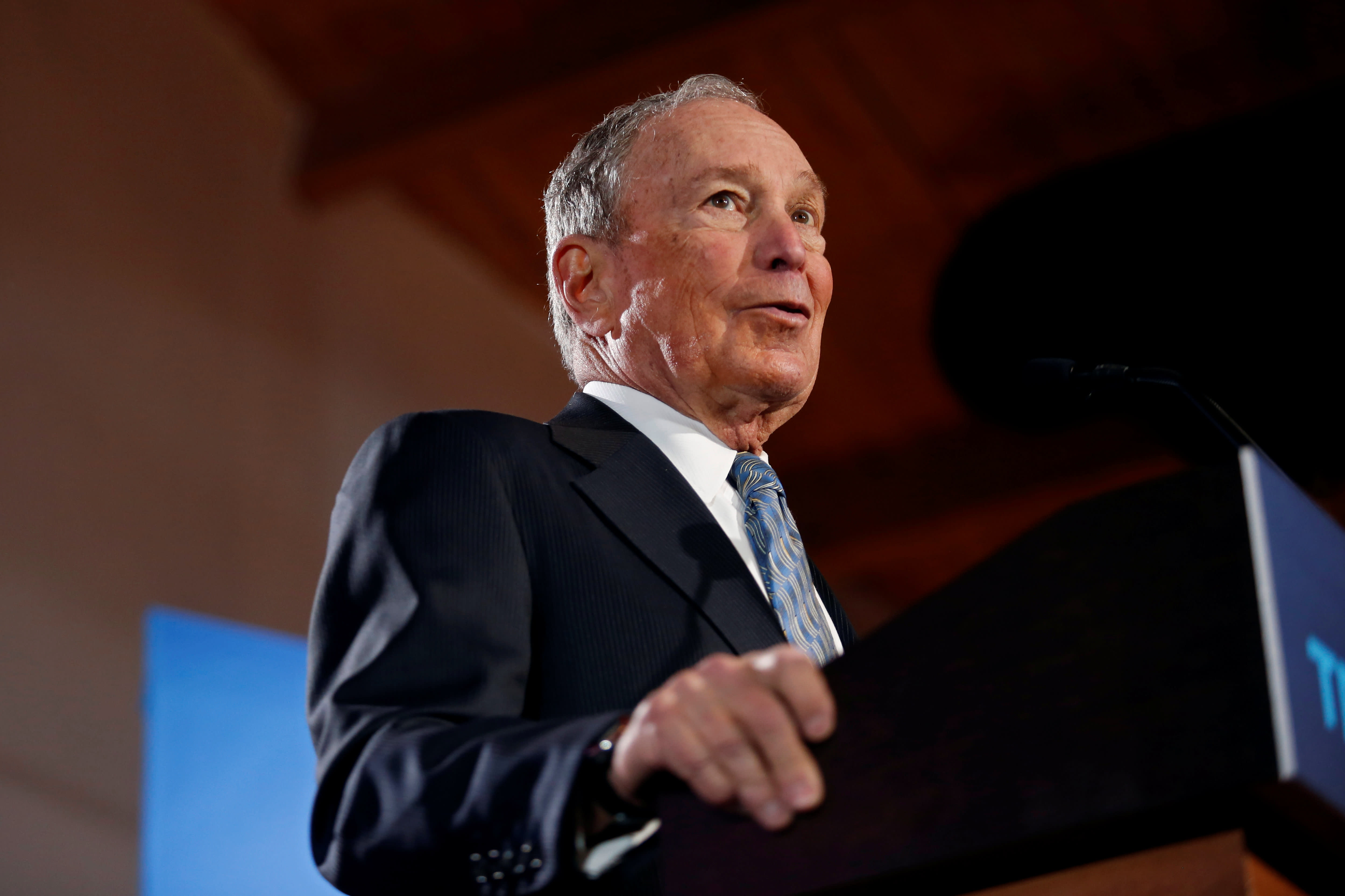 Mike Bloomberg is developing mobile apps to help New York state trace coronavirus cases