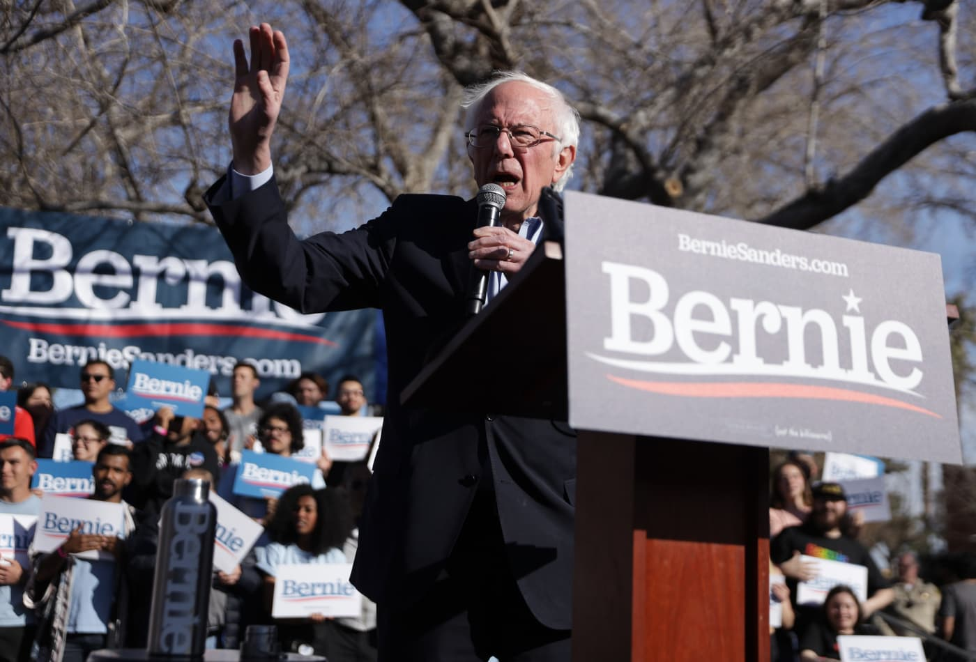 Sanders' new tax policy raises alarms in Silicon Valley