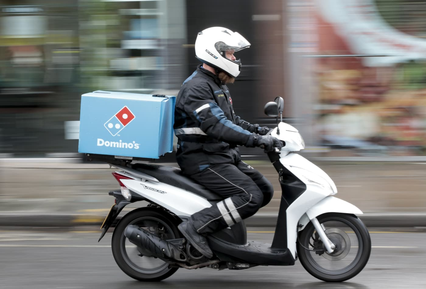 Domino's stock soars more than 25% on earnings beat; pizza chain backs long-term outlook