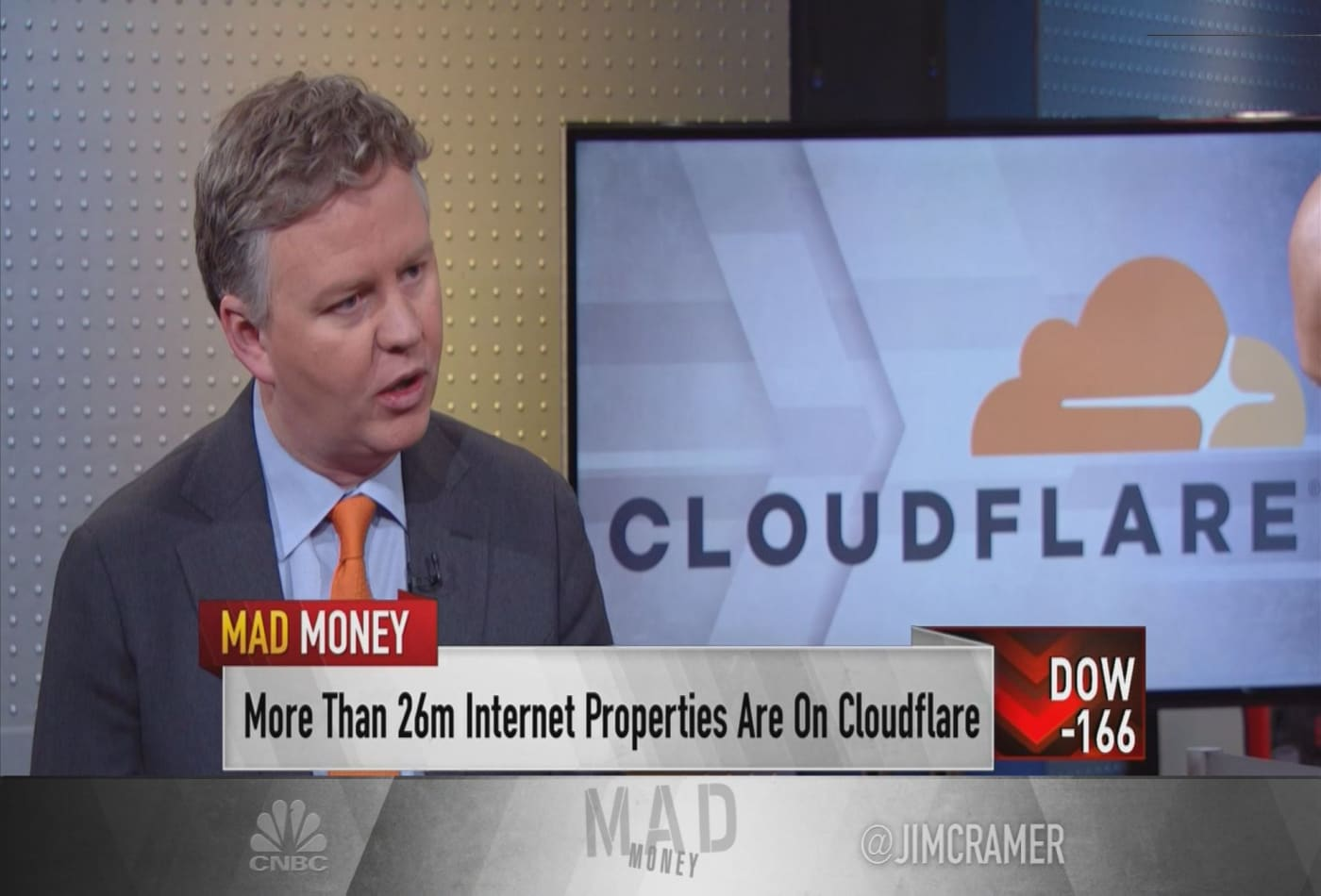 Cloudflare CEO talks supplying 2020 candidates, enterprises with cloud security