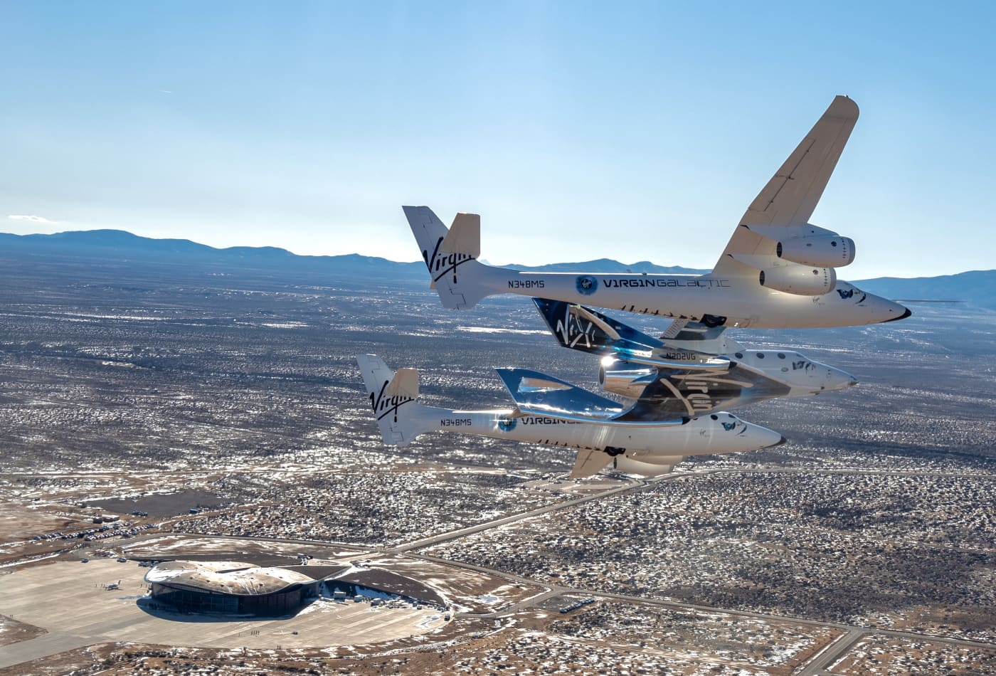 Virgin Galactic reports greater-than-expected quarterly loss, shares slide