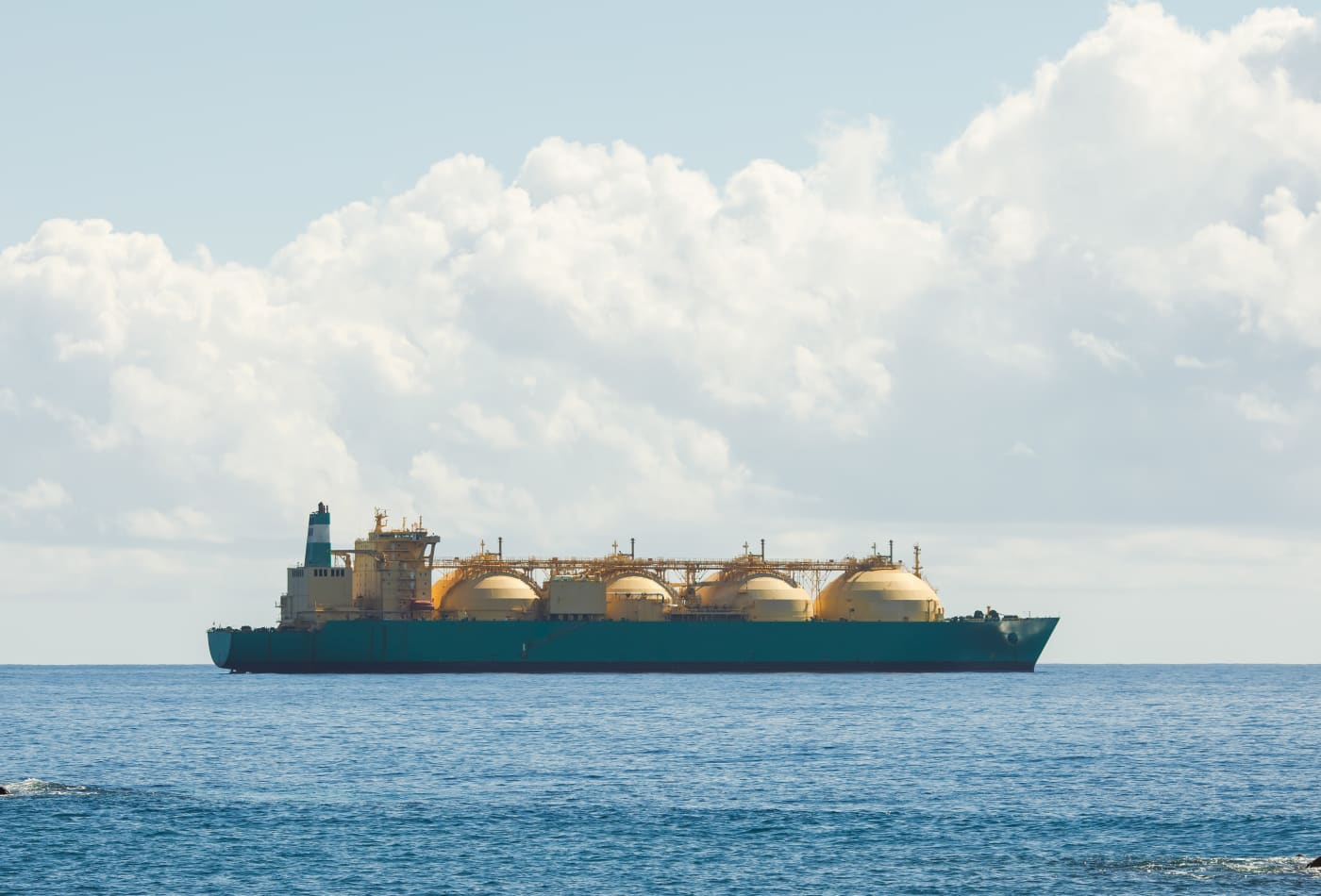 Demand for liquefied natural gas set to double by 2040, according to Shell