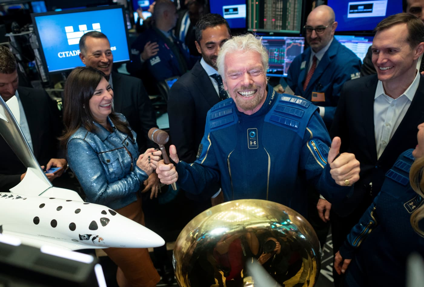 Space tourism is for the ultra rich, so why are Virgin Galactic, SpaceX and Blue Origin betting on it?