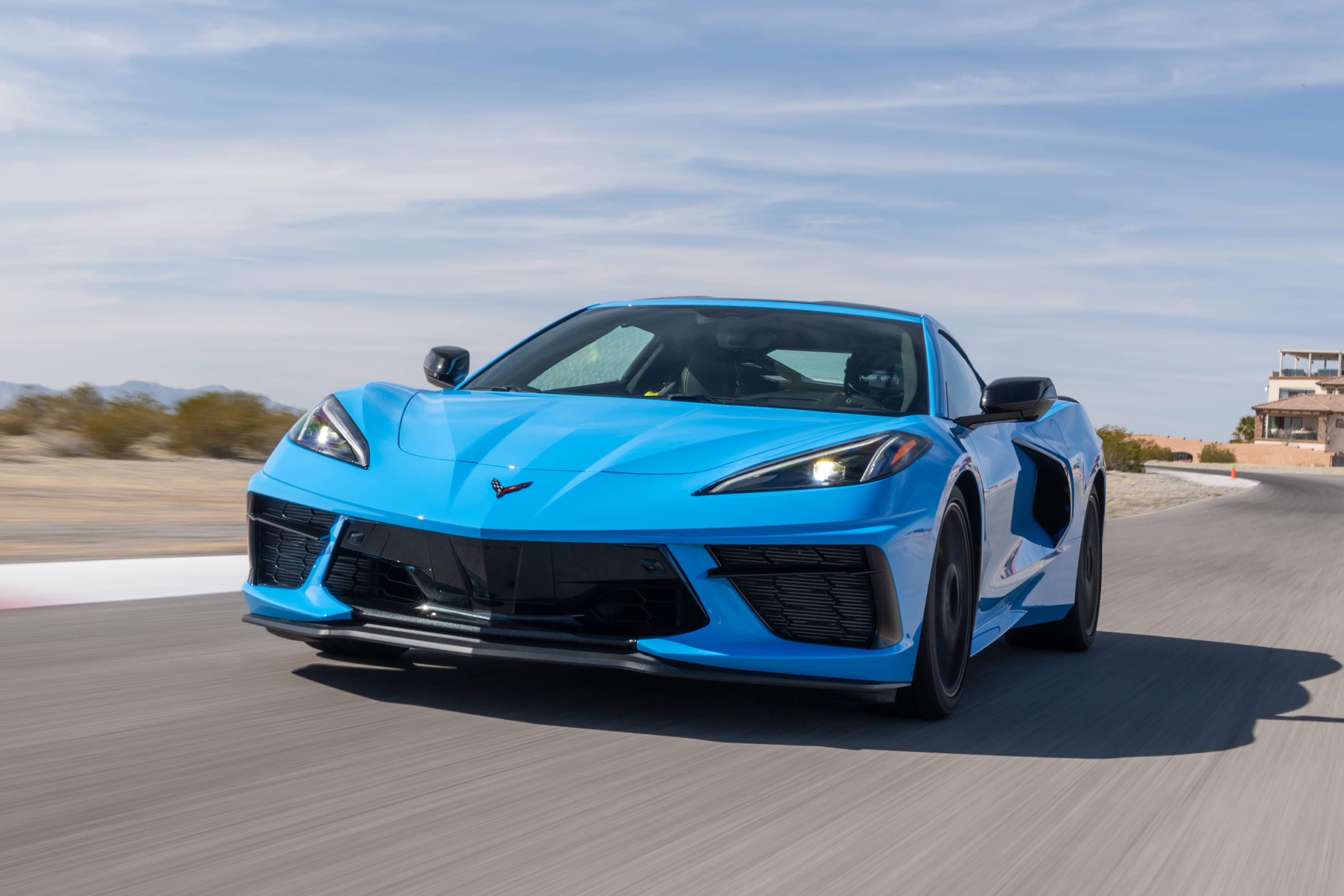 2020 Chevrolet Corvette: 5 unique features of the mid-engine supercar - CNBC