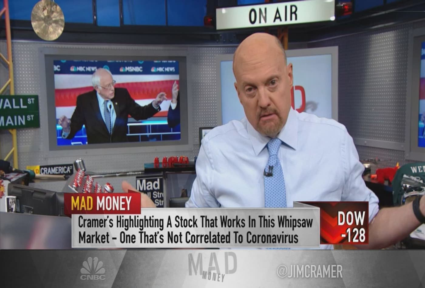 Jim Cramer: Experts are calling Vertex Pharmaceuticals the 'most promising story in biotech'