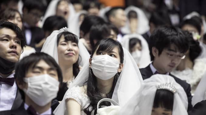 GP: Concern In South Korea As The Wuhan Coronavirus Spreads