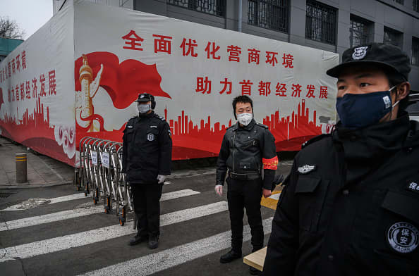 China says two prisons reported nearly 250 cases of the new coronavirus thumbnail