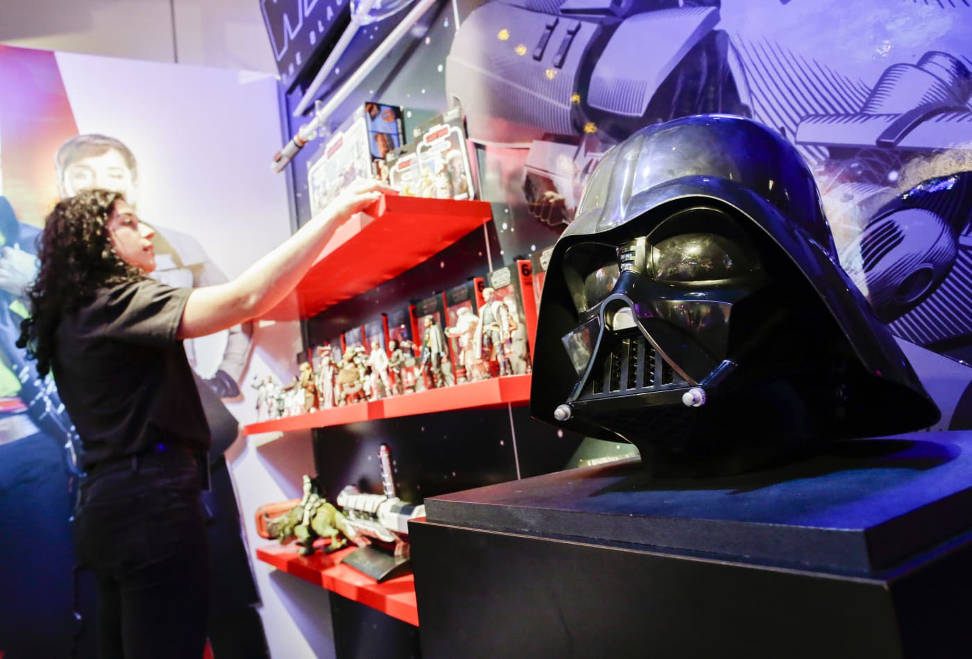 Hasbro extends Disney pact for Star Wars, Marvel toys and games