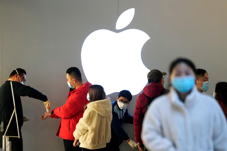 Apple Trading AAPL