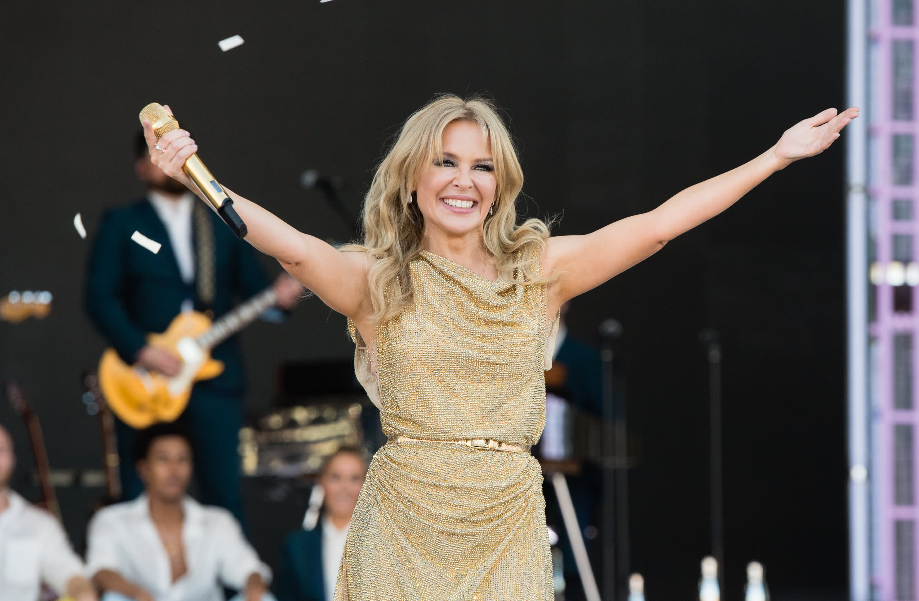 'There's no shortcut to learning a craft,' Grammy-winning singer Kylie Minogue says