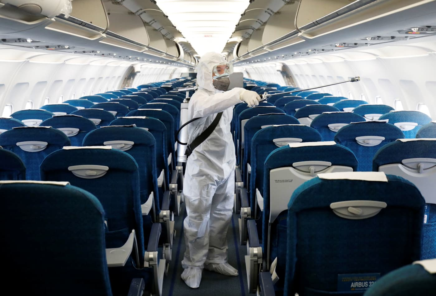 Coronavirus flight cancellations top 200,000, sending jet fuel prices to more than 2-year lows