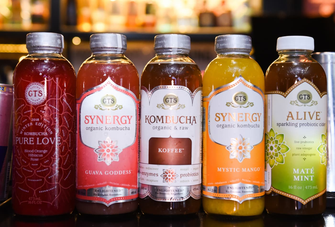 GT Dave started brewing kombucha in his bedroom and turned it into a nearly $1 billion empire