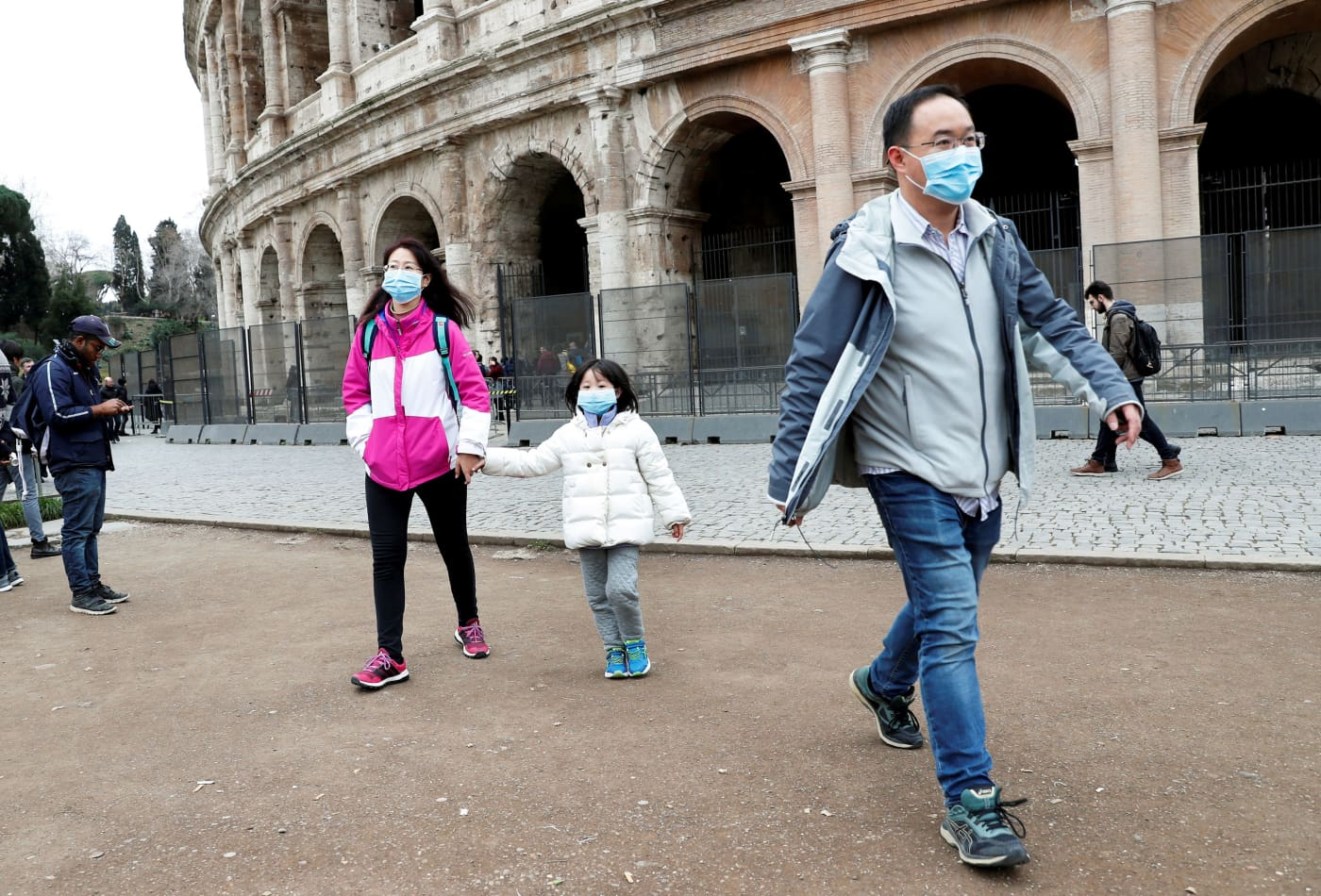 New coronavirus cases in Iran, Italy fuel concerns the disease cannot be contained