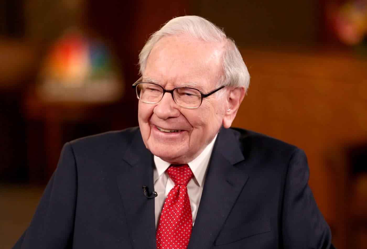 Warren Buffett on Squawk Box–The highlights