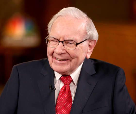 Warren Buffett reaps $40 billion from giant Apple stake since March bottom