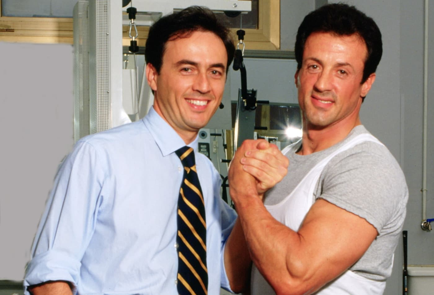 How Nerio Alessandri started Technogym, worth $2.4 billion, in his garage in Italy