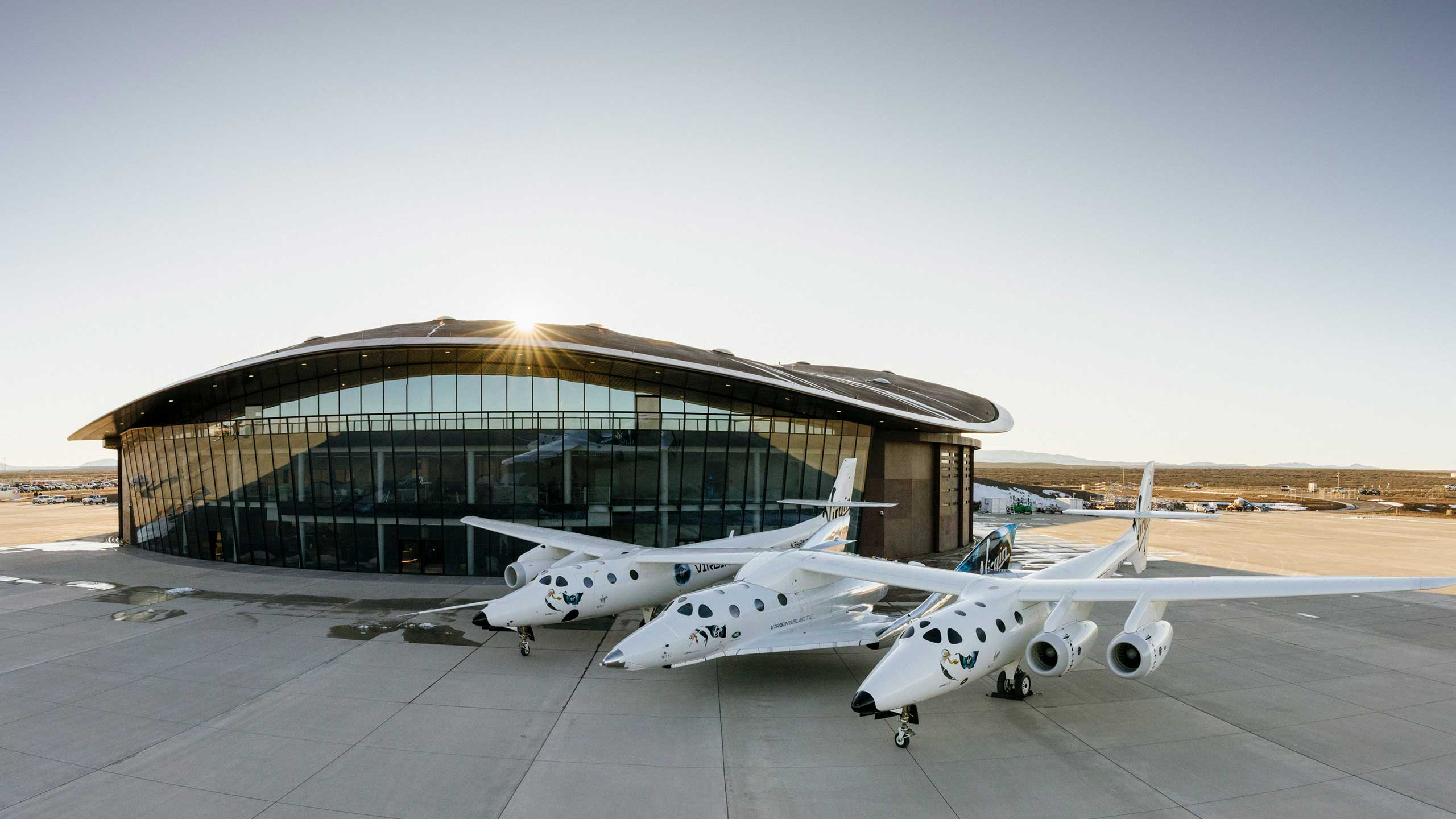 Virgin Galactic signs NASA agreement to use flights to train astronauts