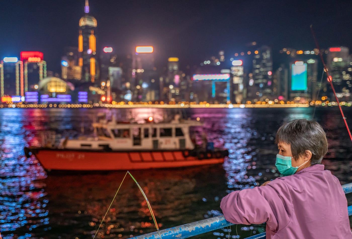 Hong Kong plans $15 billion spending to support its economy amid coronavirus outbreak