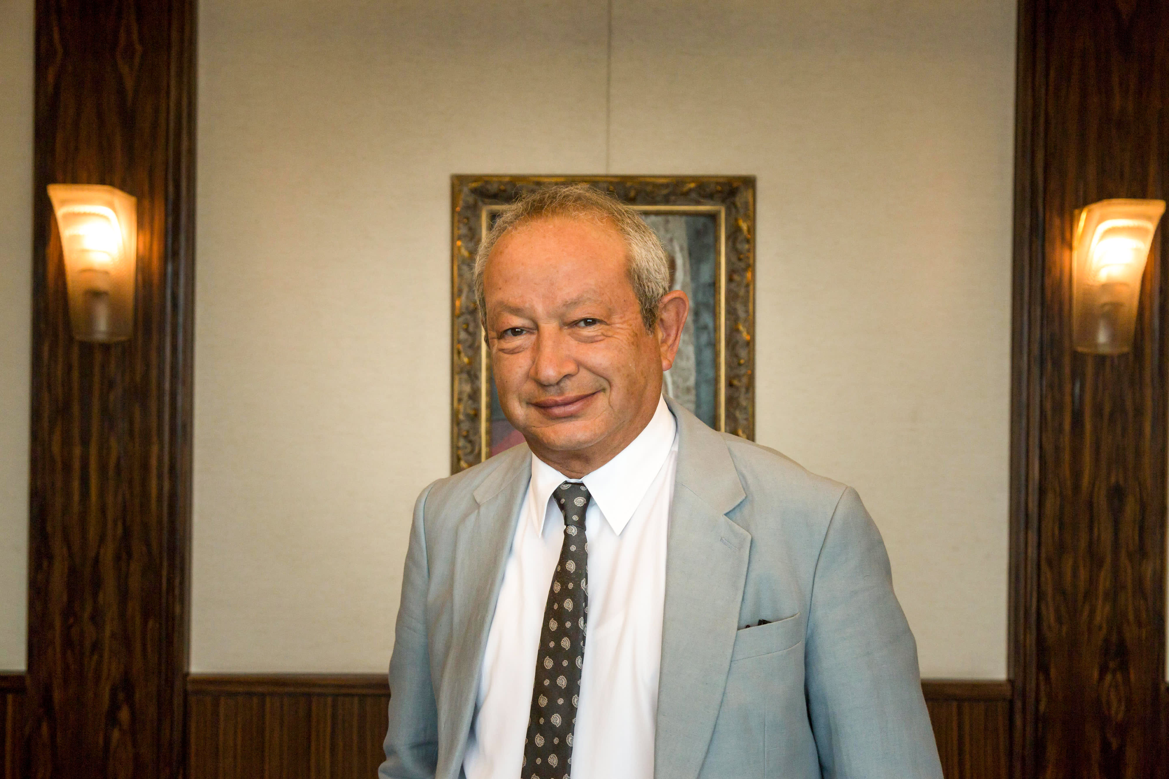 nassef sawiris investments clothing