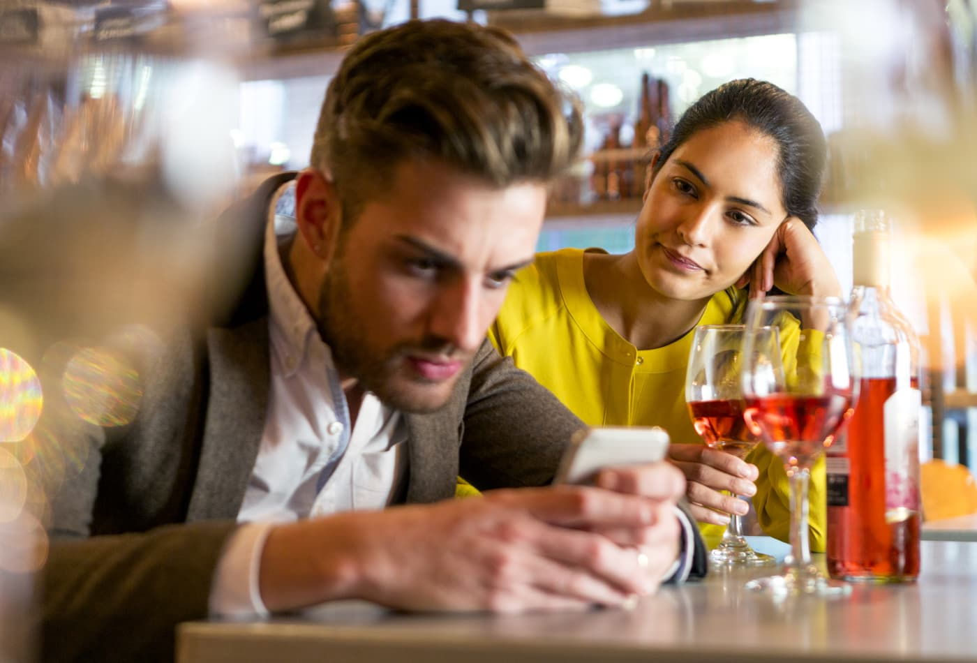 Your partner is more likely to know your phone PIN or favorite band than what you do for work