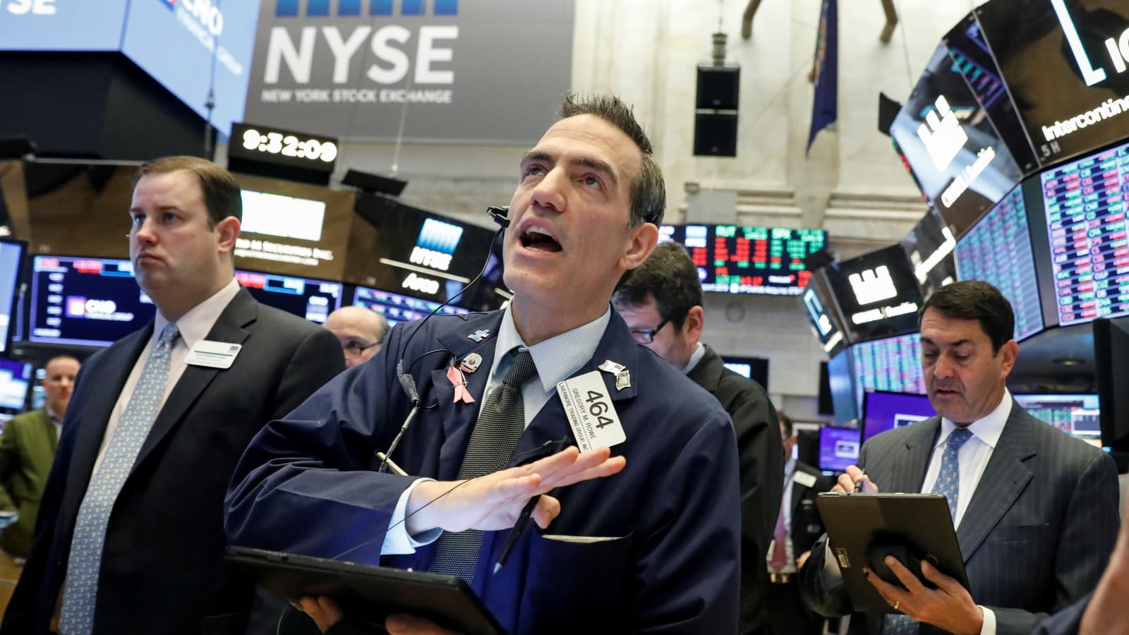 Stock market live Wednesday: Dow surges 4,473, stocks exit